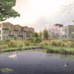 Vedbæk park social housing